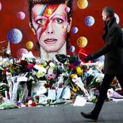 Мемориал Дэвида Боуи в Лондоне фото © Dylan Martinez / Reuters