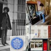 Музей Джими Хендрикса в Лондоне фото из открытых источников