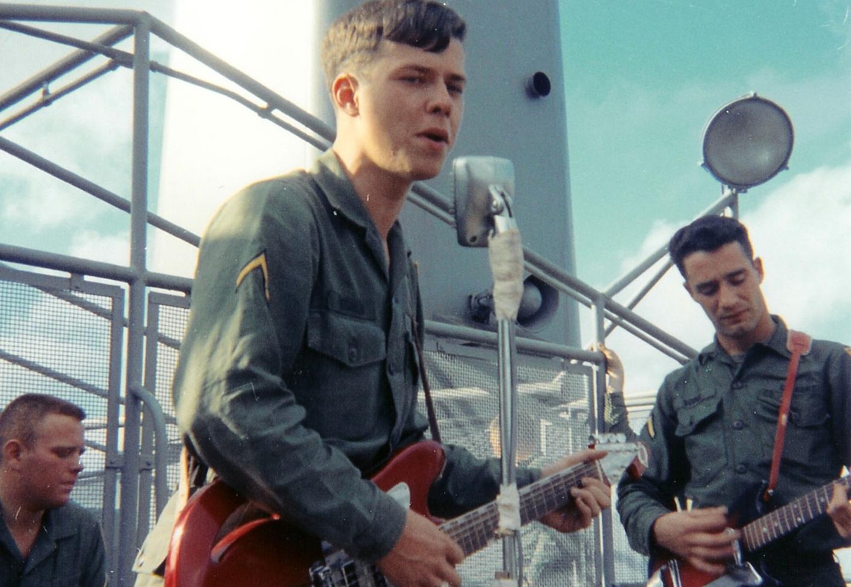 Christmas Concert, USS Upshur, 1966