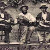 Лирники (колёсная лира)